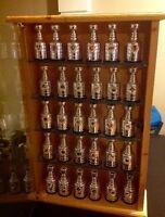 Labatts Mini Stanley Cup set with Case, glass door