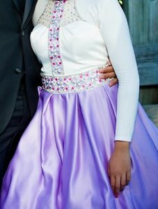 $400 OBO - Lilac Gown for Sale
