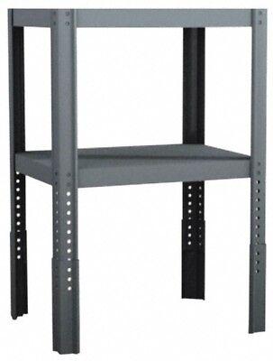 18 Inch Wide Table - WorkSmart 24 Inch Wide x 18 Inch Deep, Steel Top, Work Table Comfort Edge, 26...