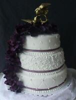 Almost Heaven Wedding Cakes