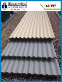 Colorbond Roofing or Fencing Iron