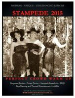 Modern country line dance lessons for your stampede event!