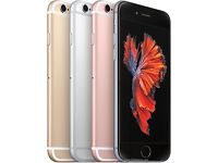 IPhone 6s 16gb Gold and black both unlocked