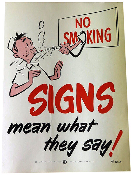 Top 10 Safety Posters