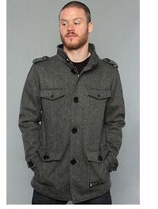 Krew Manchester jacket men's medium