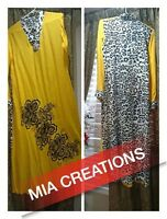 MIA CREATIONS Pakistani clothes