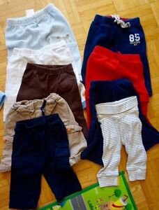 Garde-robe complète pour nouveau-né (0-6 mois) West Island Greater Montréal image 3