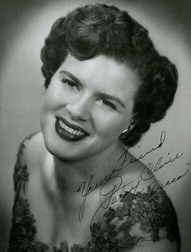 Patsy Cline Photograph 11 X 15 - Stunning 1957 Portrait - Photo Poster Print
