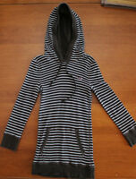 Womens Hollister Top with Hood, Sz Small, Excellent Condition!