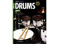 Rockschool Drum Grade 3 book and CD