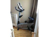 Exercise bike- vision fitness U40
