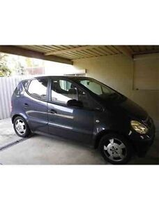2003 Mercedes-Benz A160 Hatchback Cairns Cairns City Preview