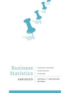 Business Statistics - Data Analysis Book 6th Edition Indooroopilly Brisbane South West Preview