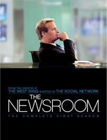 DVD HBO's The Newsroom Season 1   HBO presents the new one-hour