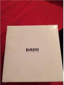 Original men rado watch for sale