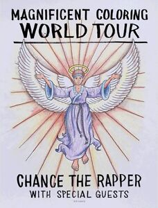 ONE CHANCE THE RAPPER TICKET TUESDAY OCT 25th SHOW