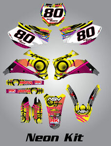 2008-2015 suzuki rmz 450 or similar graphics kit