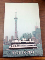 Small canvas print of Toronto