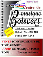 INSCRIPTION / COURS DE CHANT