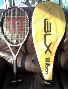 Raquette de tennis Wilson kit