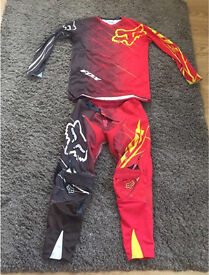 Motocross Kit FOX Youth