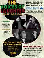 The Voices of Laughter Comedy Show in Support of the NHS
