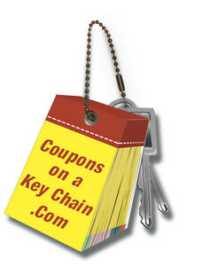Coupons on a Key Chain Franchise London Ontario image 2