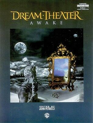 Dream Theater Selections from The Astonishing Sheet Music Note-for-Not 000192244