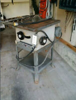 Beaver Rockwell 9 inch Table Saw