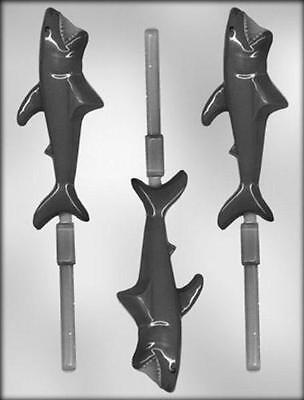 Shark Candy (Shark Chocolate Lollipop Candy Mold from CK 12826 -)