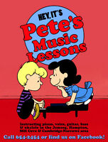 HAMPTON - PETE'S MUSIC LESSONS
