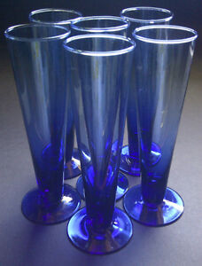 Tall beer pilsner 16oz glasses or use as flower vases