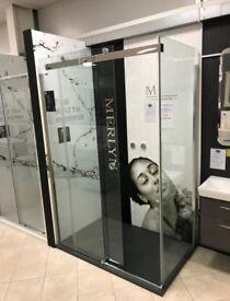 Ex-Display Merlyn 10 Series 1400 Shower Enclosure
