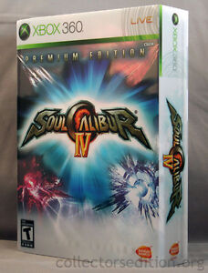 Soul Calibur IV - Collector's Edition (Complete)