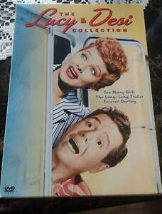 The Lucy & Desi Collection on Dvd