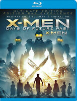X-Men  Days of Future Past 3d Ultimate Edition NEW