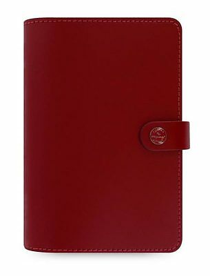Filofax Personal Organizer The Original Pillar Box Red