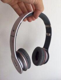 Beats By Dre Solo HD White