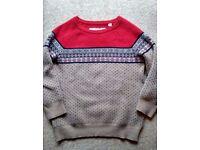 Jack Wills Merino Wool Jumper Size 8