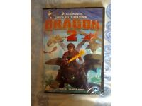 NEW! How to train your dragon 2 DVD