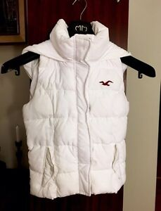 Warm vest xs like new West Island Greater Montréal image 1