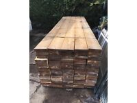 New 13ft 3.9meter scaffold boards (ungraded) decking building timber wood