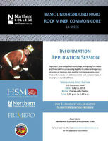 Hard Rock Miner Common Core Wahgoshig - N. College