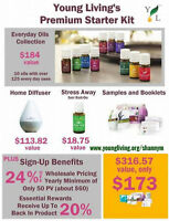 Young Living Essential Oils Customers and Sign ups