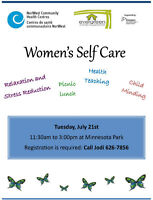 Women's Self Care: Free Event