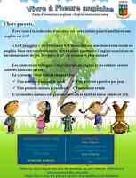 Vivre à l'heure anglaise (pour les jeunes) - English immersion