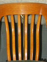 Antique Chairs- Set of 4- Solid Wood-Quality Accent Furniture