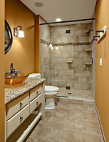 TILE INSTALL  $1.99 Sq ft Summer special