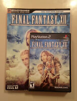 PS2 : Final Fantasy VII & Players Guide - TRADE - for SNES games