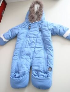 Baby winter suits, 3-6 months